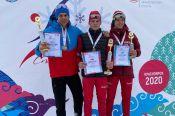 Барнаульский лыжник Никита Денисов завоевал второе серебро на Спартакиаде учащихся России