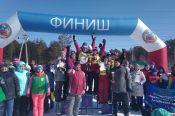 Лыжную часть Спартакиады госслужащих выиграли команды налоговой службы и краевого законодательного собрания