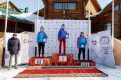 Леонид Кульгускин из Бийского района выиграл спринтерскую гонку финала Первенства Сибири среди юношей среднего возраста