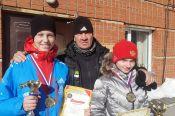 Воспитанники Барнаульской федерации биатлона с успехом выступили на открытом первенстве Новосибирской области