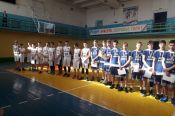 В Камне-на-Оби завершился юношеский баскетбольный турнир XL спартакиады спортшкол Алтайского края