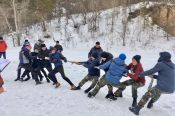 В Барнауле подвели итоги краевой зимней спартакиады допризывной казачьей молодежи