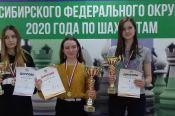 Виктория Лоскутова впервые выиграла чемпионат Сибири