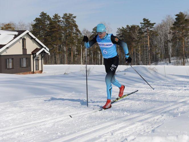 Офицер СОБР Управления Росгвардии по Алтайскому краю вошел в десятку лучших на международном марафоне
