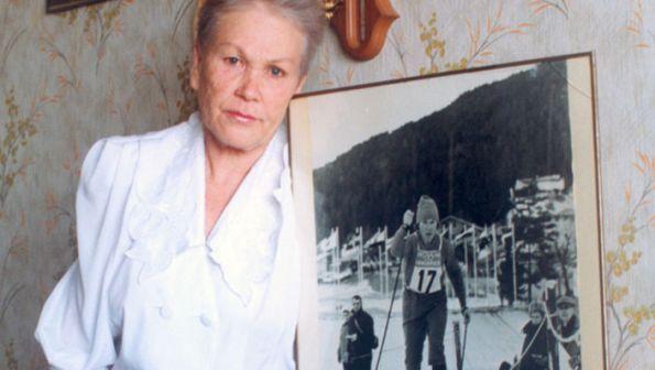 Из истории алтайского спорта. Евдокия Мекшило – олимпийская чемпионка с Алтая