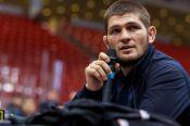 Хабиб Нурмагомедов объявил об отмене боя с Тони Фергюсоном