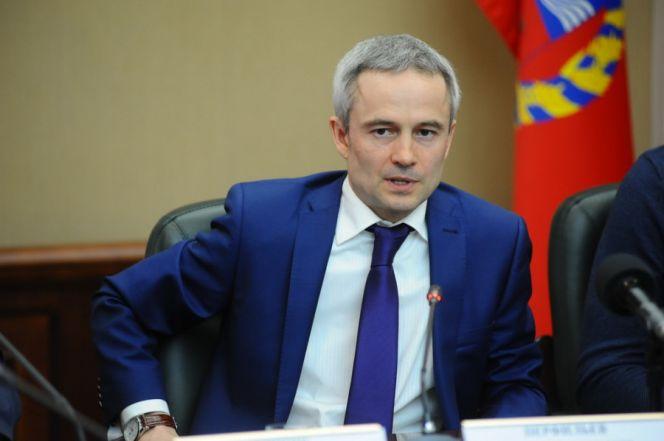 Министр спорта Алтайского края Алексей Перфильев. Фото: Дмитрий Лямзин