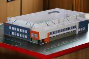 Ледовый дворец в Рубцовске продолжают строить, несмотря на коронавирус