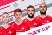 Александр Соболев принимает участие в турнире Lukoil Cyber Cup по FIFA20