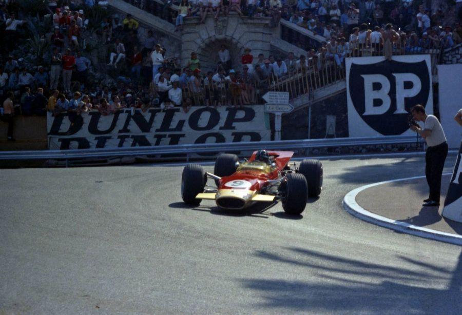 Грэм Хилл на Гран-при Монако, 1968 год. Фото: AP Photo