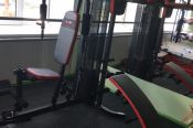 В барнаульской гимназии №45 на средства известного выпускника сделан ремонт спортзала и приобретено оборудование