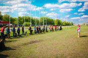 """На алтайском ипподроме состоялись соревнования по спортивно-прикладному собаководству """"Хвостатый полк"""" (фото)."""