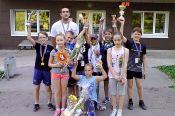 Команда Алтайского края выиграла первенство России в двоеборье.