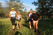Пятеро любителей бега из барнаульского клуба «Восток» пробежали 100-километровый горный марафон в честь столетия первого восхождения на Белуху.