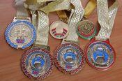 Трое алтайских спортсменов – чемпионы Всемирной олимпиады по гиревому спорту.