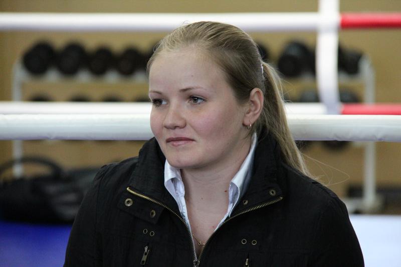 Алтайская спортсменка – серебряный призёр чемпионата России по боксу.