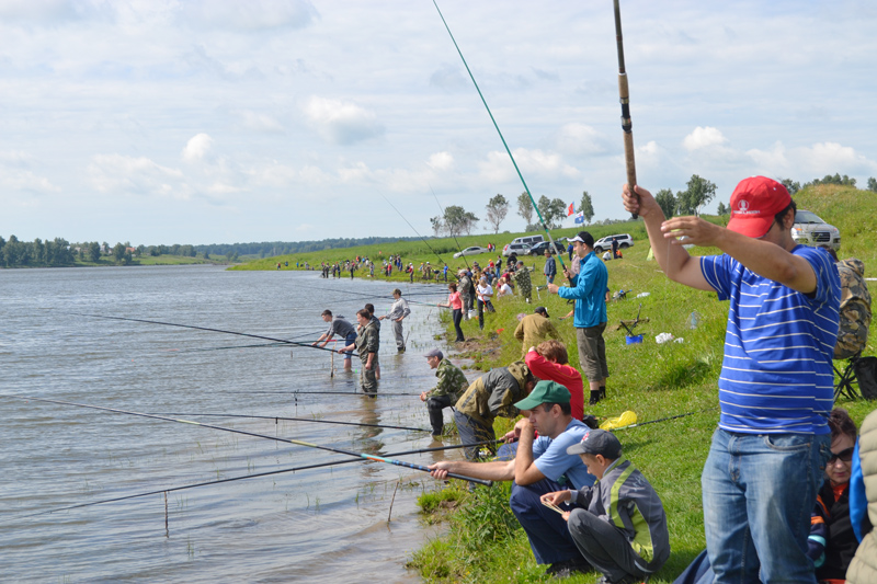 пруд боринский рыбалка